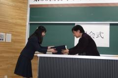 日本アメリカ文学会新人賞を受賞された井上詩歩子氏(神戸市外国語大学・院)